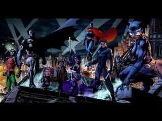Batman  amp  Allies