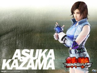 Girls Tekken  27