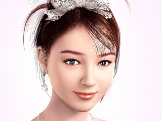 3D And Fantasy Girls  40