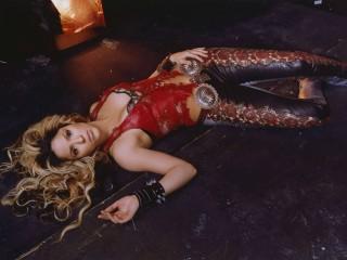 Shakira Mebarak  88