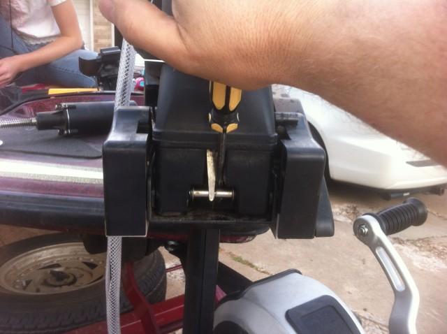 How to Reset your Minn Kota Ulterra robot trolling motor for
