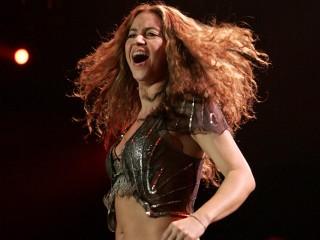 Shakira Mebarak  2