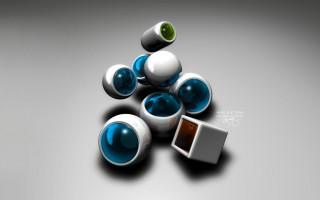 Abstract 3D Wallpaper  20