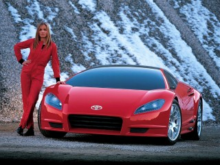 Girl And Car  167