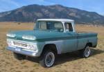chevy truck 16