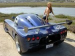 Girl And Car  137