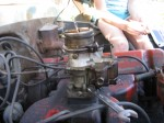 carb repair stromberg ww mounting boolt 2