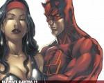 Daredevil and Electra 4
