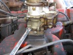 carb repair stromberg ww mounting bolt 3