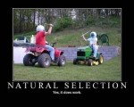 demotivational posters natural selection yes it do