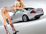 Girl And Car  161