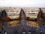 Aerial View of Place de l72Etoile9 Paris6 France