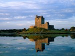 Dunguaire Castle  Kinvara  County Clare  Ireland