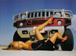 Girl And Car  166