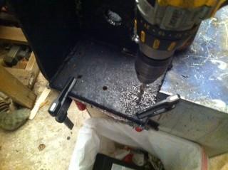 Drillin more holes