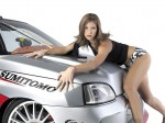 Girl And Car  78