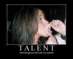 Talented Girl