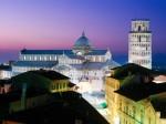 Piazza dei Miracoli  Pisa  Italy