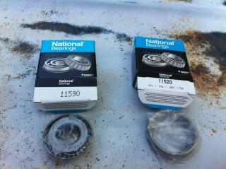 knuckle bearings