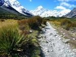 Aoraki Mount Cook National Park New Zealand