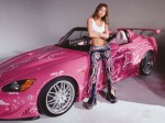 Girl And Car  139