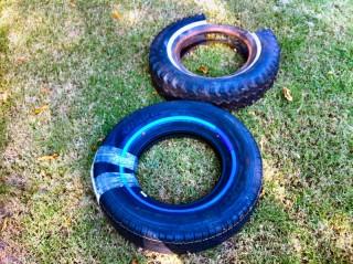 Tire comparison